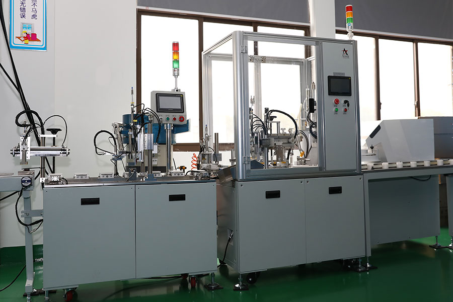 Bulb assembly machine2