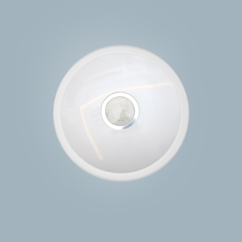 High light efficiency, easy to control ceiling lamp 2.4G dimming 50W (broken drill round)