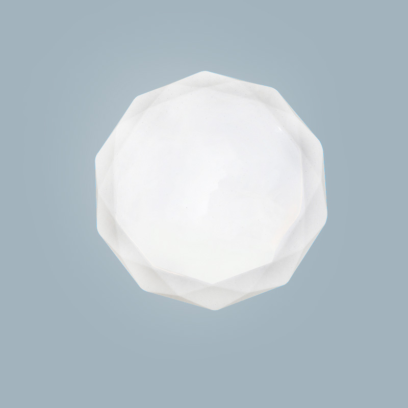 Low power consumption, long life, ceiling lamp 2.4G dimming 50W (diamond)