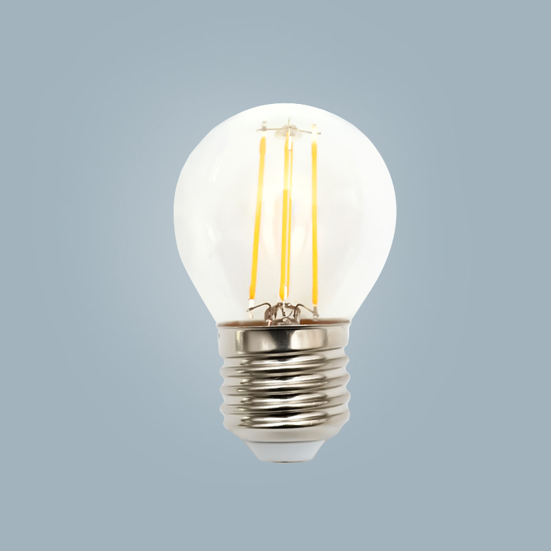 Hot sale home decoration led bulb filament lamp 3W