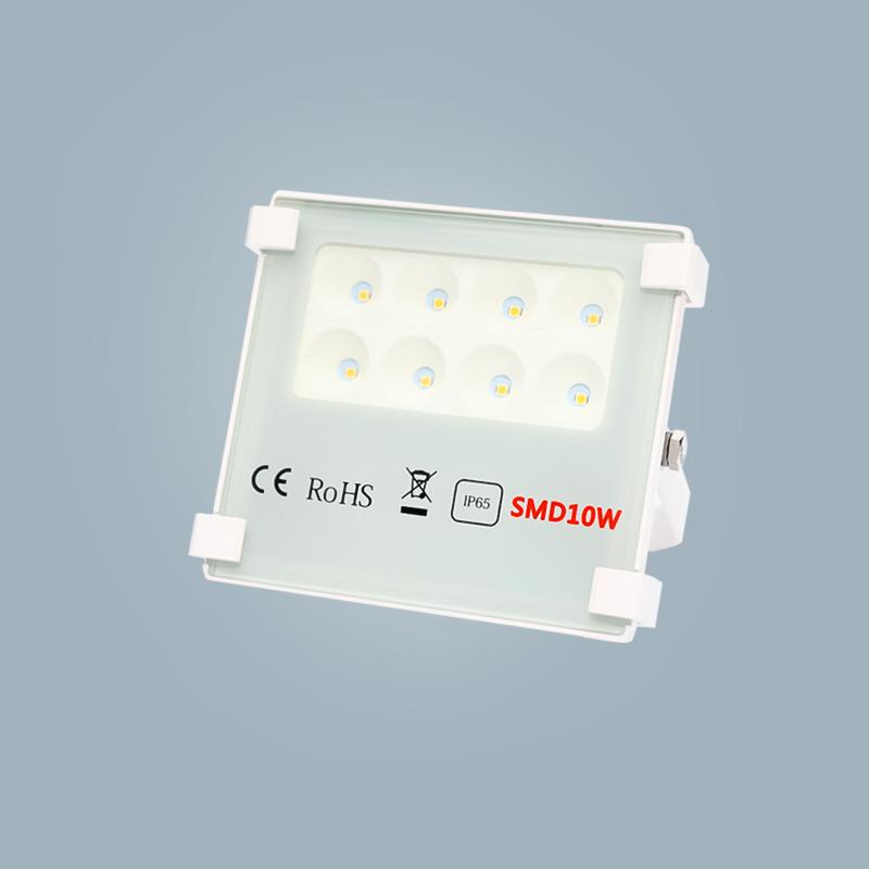 Flood light 10w (white)