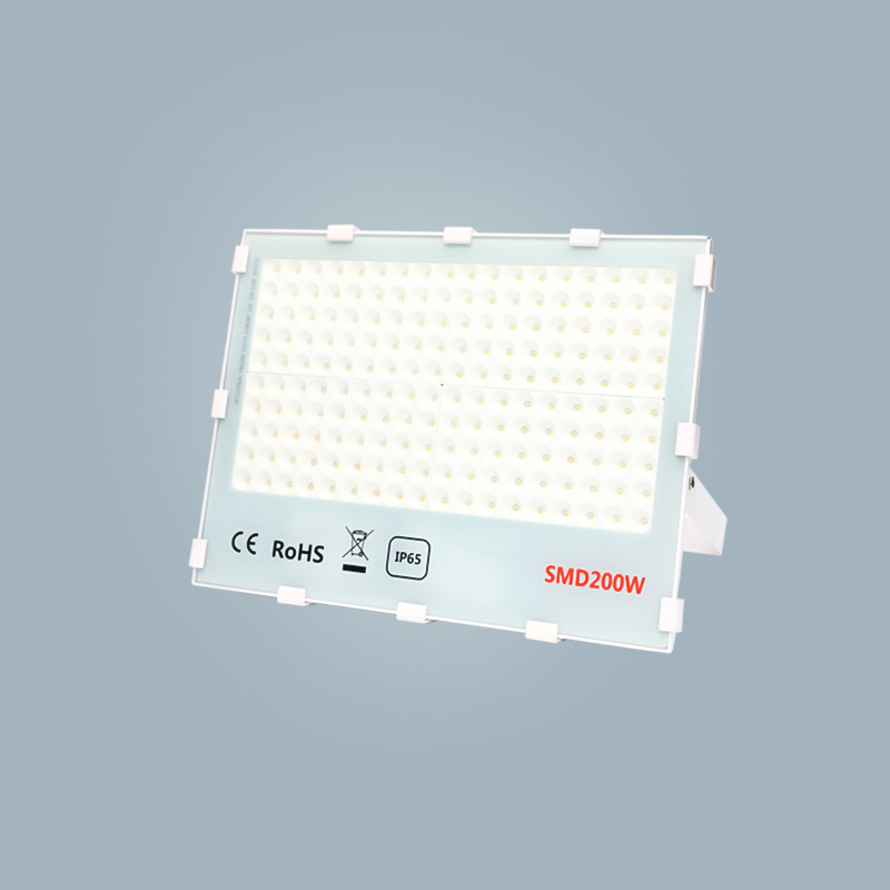 Flood light 200w white