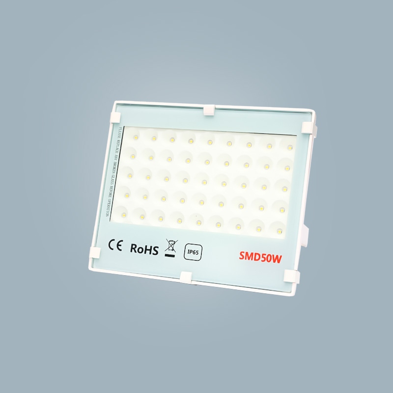 Flood light 50w white