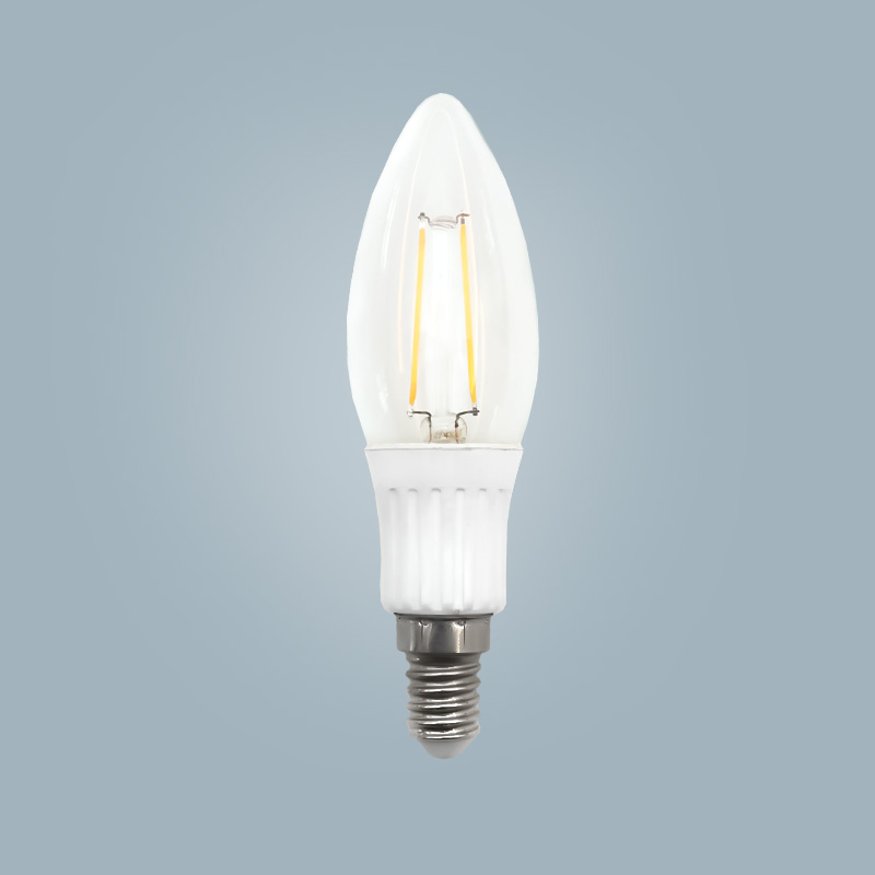 Cool white sharp blue light bulb high quality