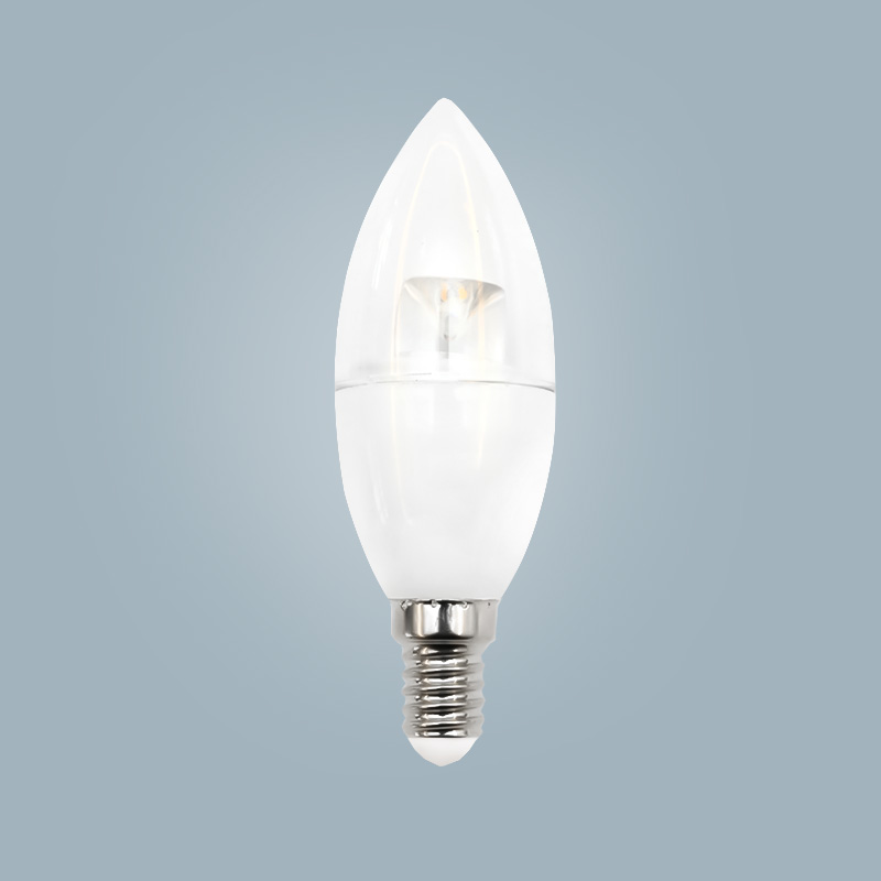 LED decorative bulb blue light