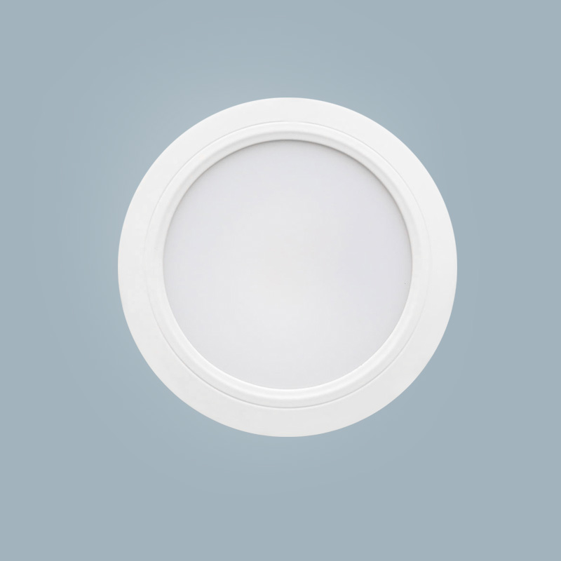 Split downlight 12w long life, good color rendering