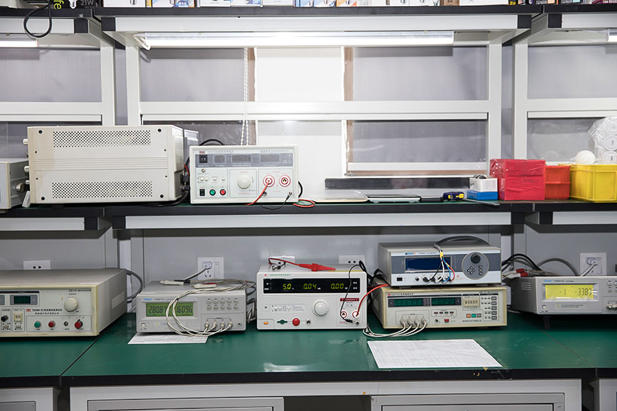Testing equipment 1