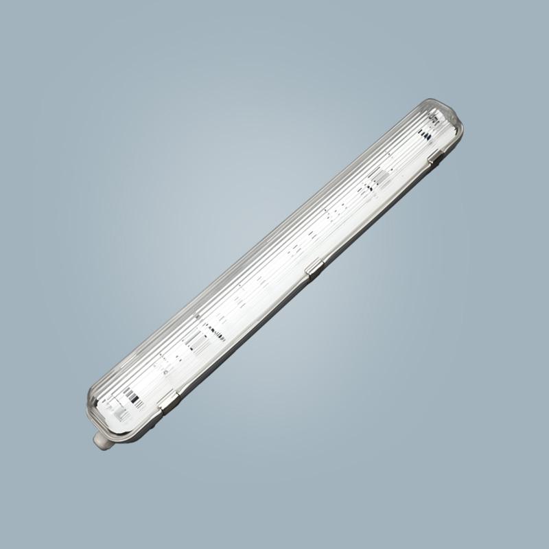 Waterproof, dustproof and anti-corrosion TRI-PROOF light LED lighting fixture