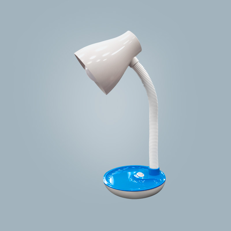Table lamp (blue)