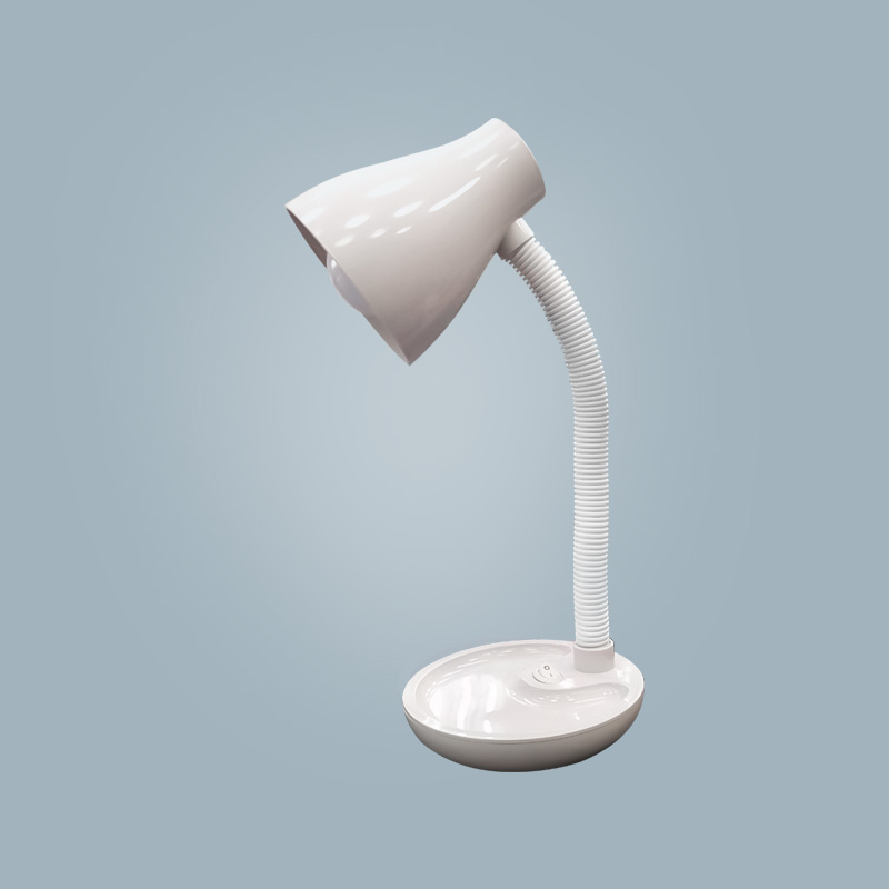 Table lamp (white)